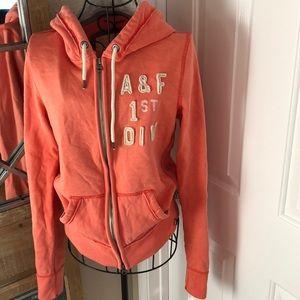 A&F hoodie